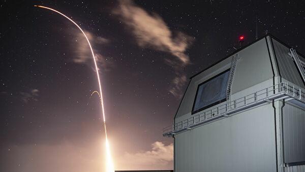 США назвали сроки испытания противоракеты SM-3