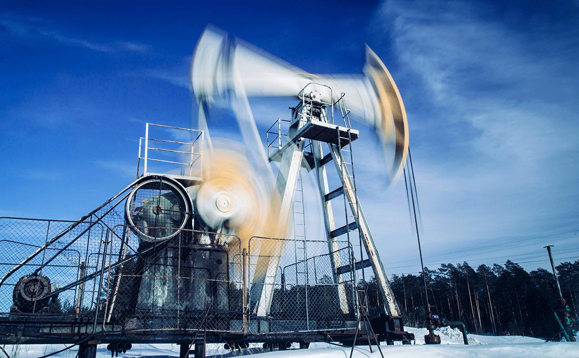 Цены на нефть начали резко падать
