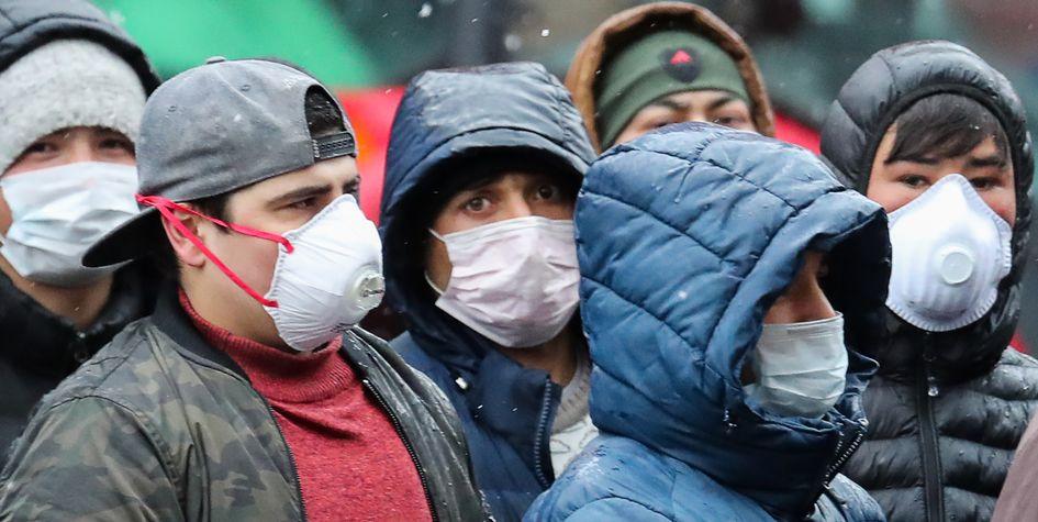 Пандемия коронавируса: что будет с мигрантами на стройках