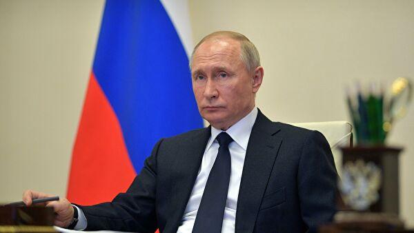 Путин внес на ратификацию договор с Камбоджей о помощи по уголовным делам