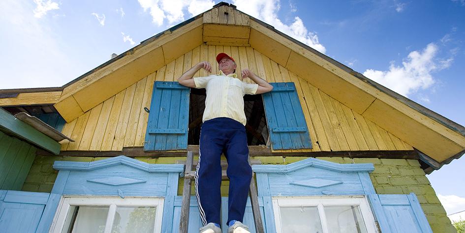 Безопаснее, чем в городе: как переждать карантин на даче
