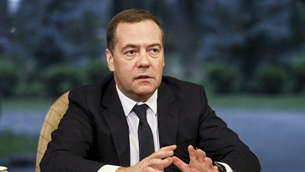 Медведев заявил о необходимости помочь предпринимателям