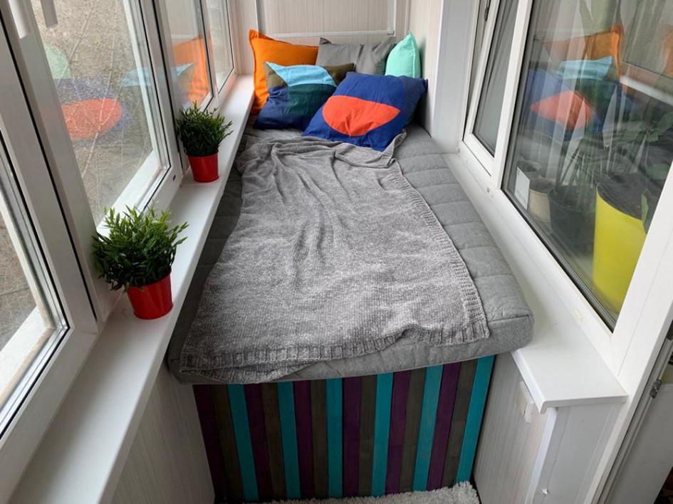 Возвращение на балконы: как получить дополнительную комнату в карантин