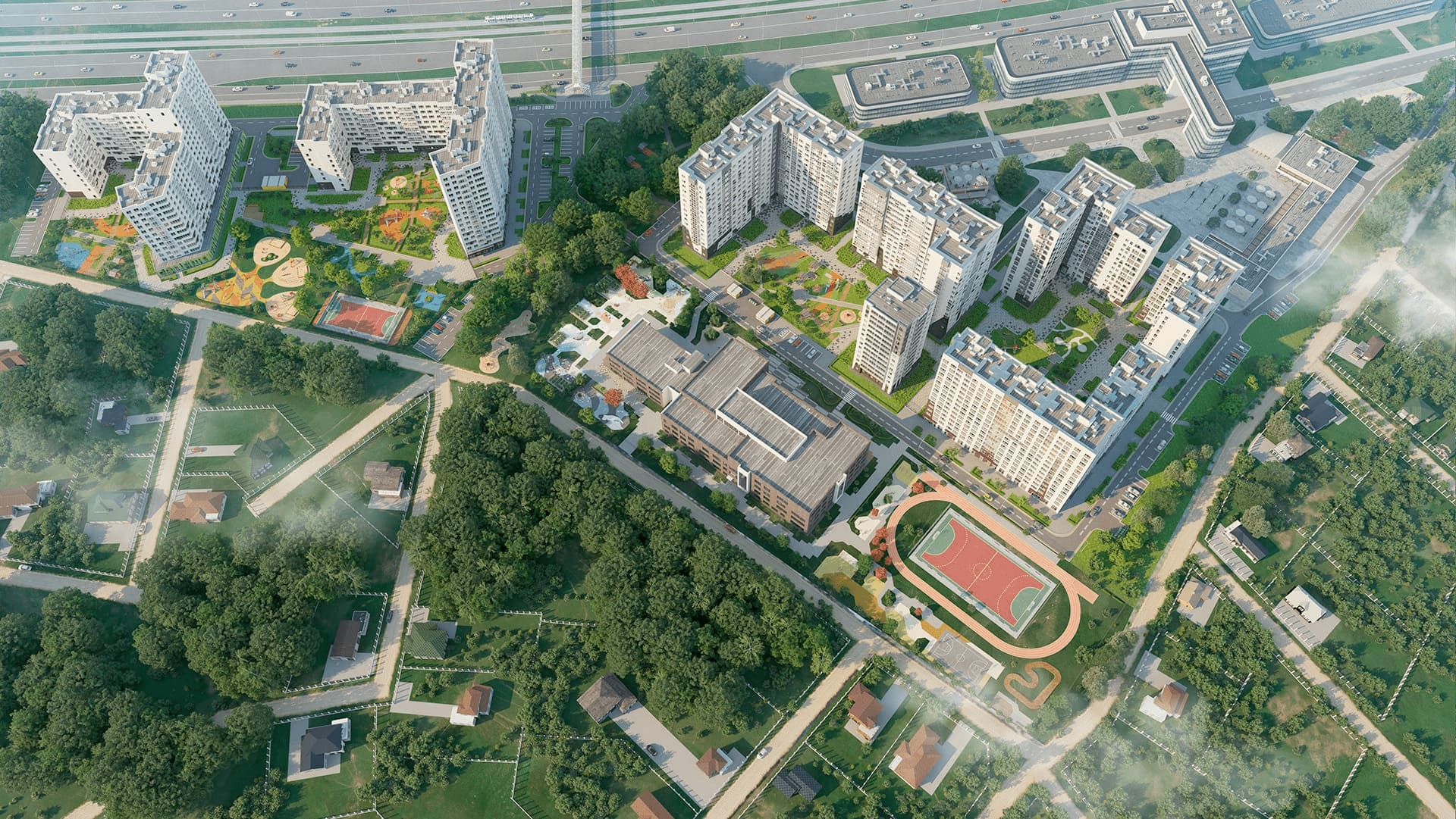 В 2020 году в Новой Москве создадут 2350 новых мест в садах и школах