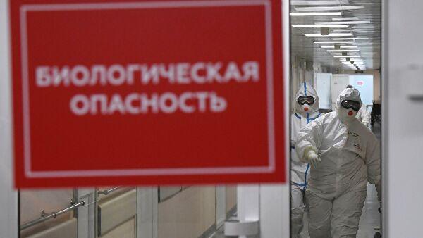Россия вторая по заболевания коронавирусом в мире