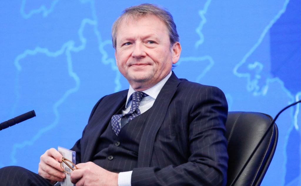 Титов представил Путину доклад по бизнесу
