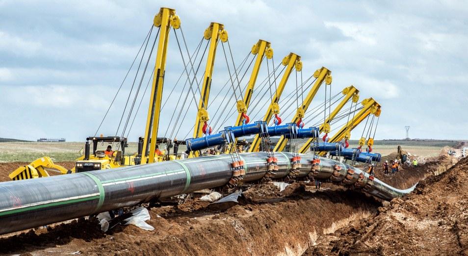 Власти Москвы одобрили увеличение протяженности газопроводов