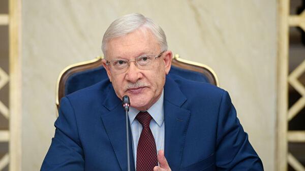 В Совфеде призвали жестко ответить на новые санкции Украины