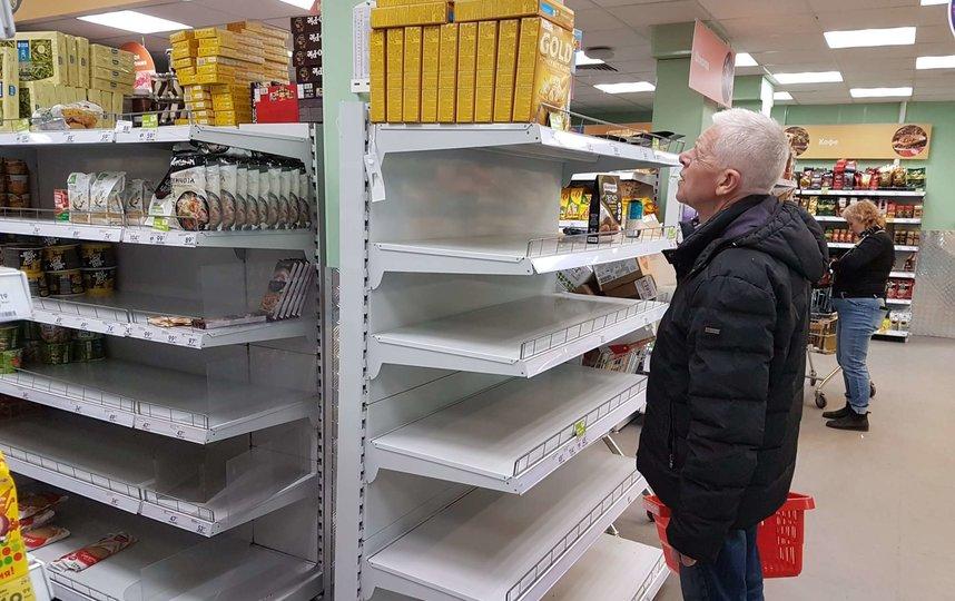 В Москве продавец магазина избил покупателя из-за кашля