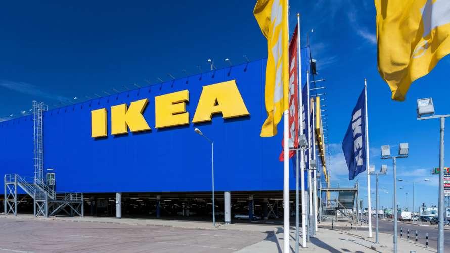 Украинская IKEA оказалась дороже российской