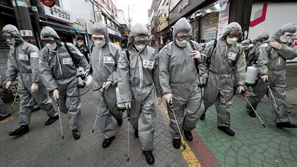 В Южной Корее за сутки зарегистрировали три случая COVID-19