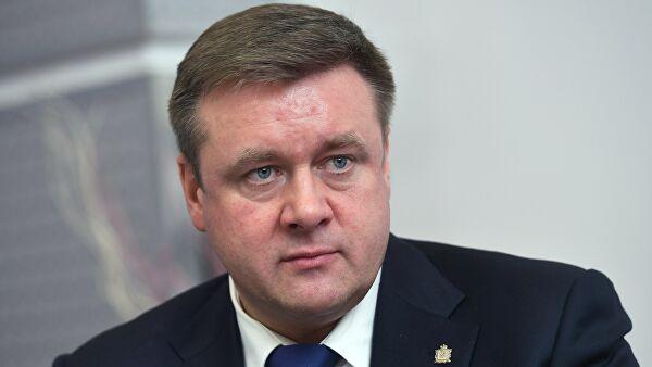 Рязанский губернатор отметил важность поддержки бизнеса во время пандемии