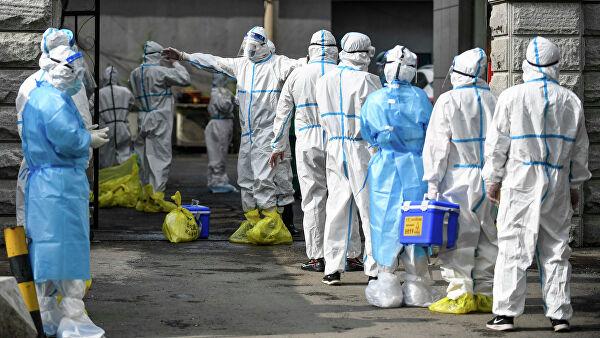 В Китай за сутки выявили пять случаев COVID-19