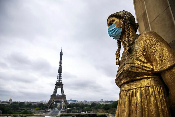 Границы Франции не откроются раньше середины июня