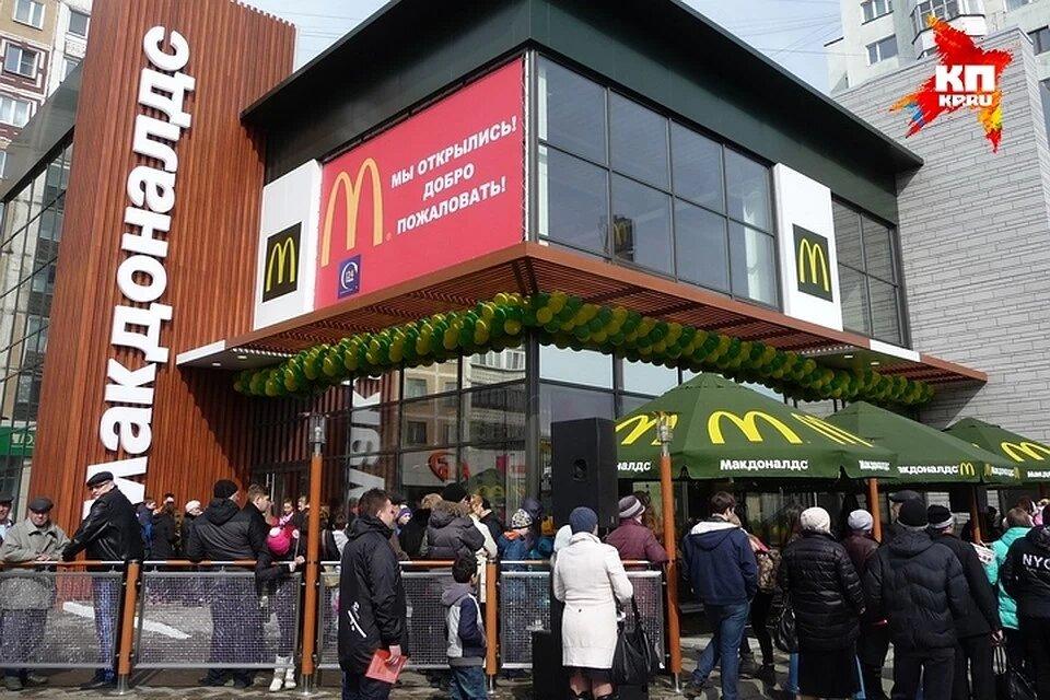 Российский«Макдоналдс» покажет процесс приготовления заказов онлайн