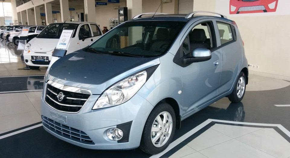 Chevrolet Spark, Nexia и Cobalt вернулись на Российский рынок