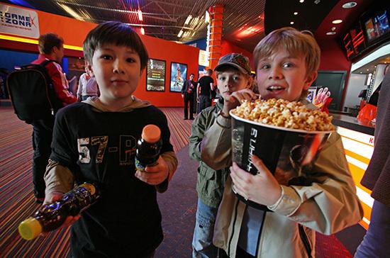 В России кинотеатры откроются уже в середине июля