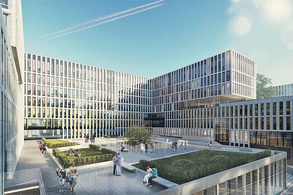 За 4 года в Москве построят 60 объектов здравоохранения