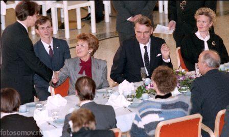 Горбачев не собирался отдавать Карелию Финляндии