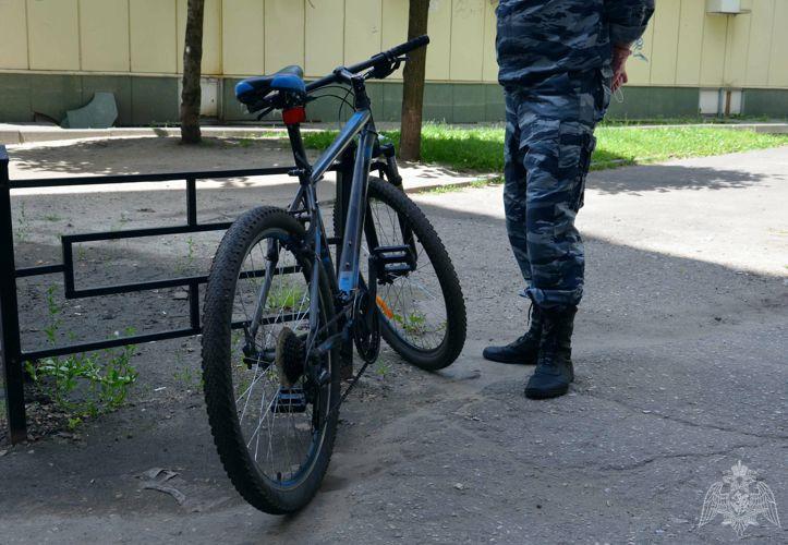Житель Тамбова попросил сотрудника ОМОН помочь украсть велосипед