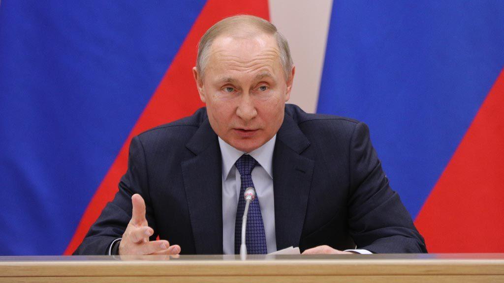 Путин поручил принять закон для предотвращения аварий подобных норильской