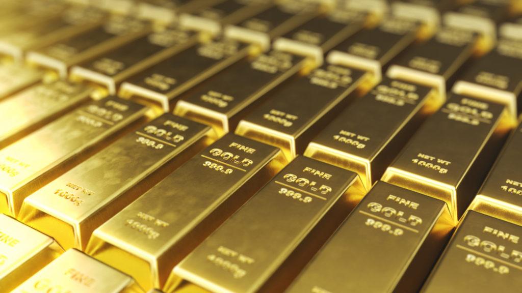 Впервые Россия заработала больше на экспорте золота, чем на продаже газа