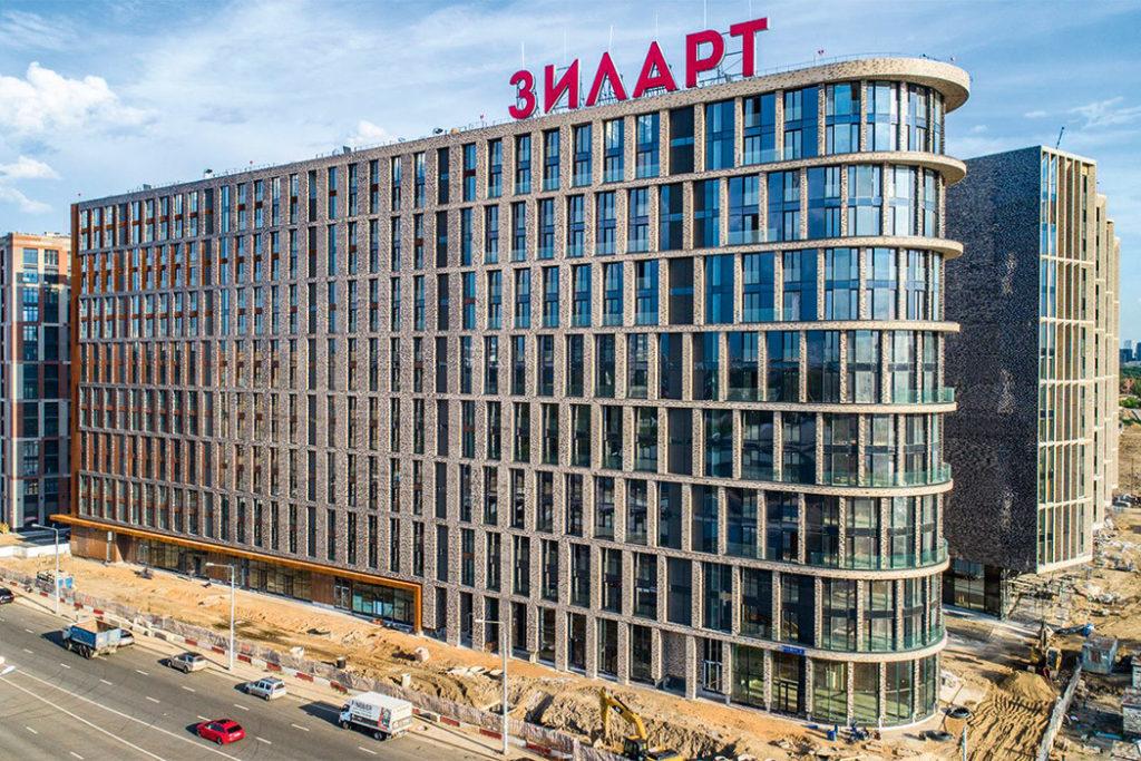Дольщики получили 2400 квартир в ЖК «ЗИЛАРТ»