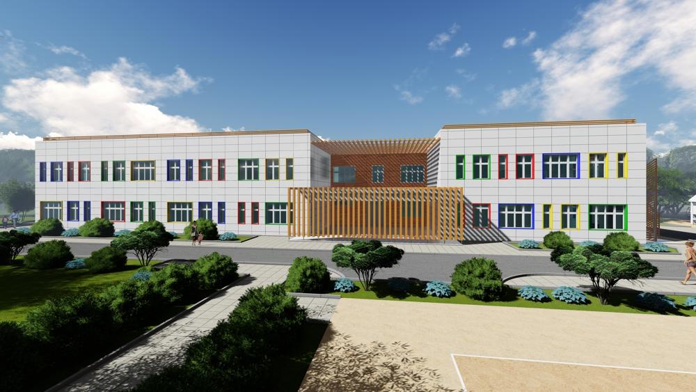 Детский сад в ЖК «Остафьево» планируют сдать до конца текущего года