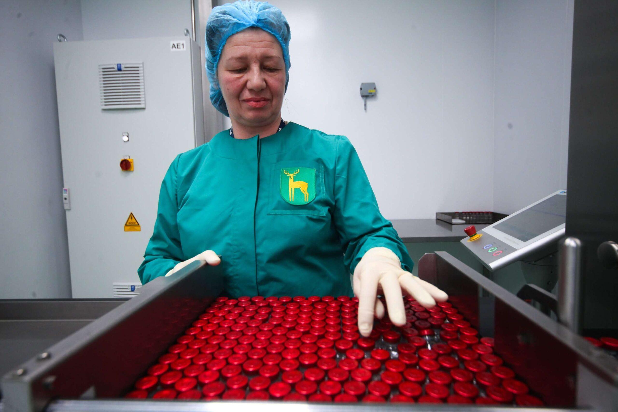 Цены на лекарства и медтовары в России в августе в среднем выросли на 8,4%
