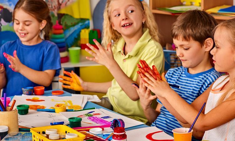 В День знаний инвестор открыл детский сад в жилом комплексе на юге столицы