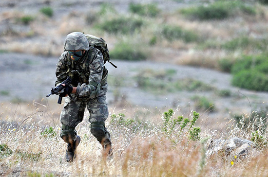 Россия призвала помешать переброске боевиков из Сирии в зону конфликта в Карабахе