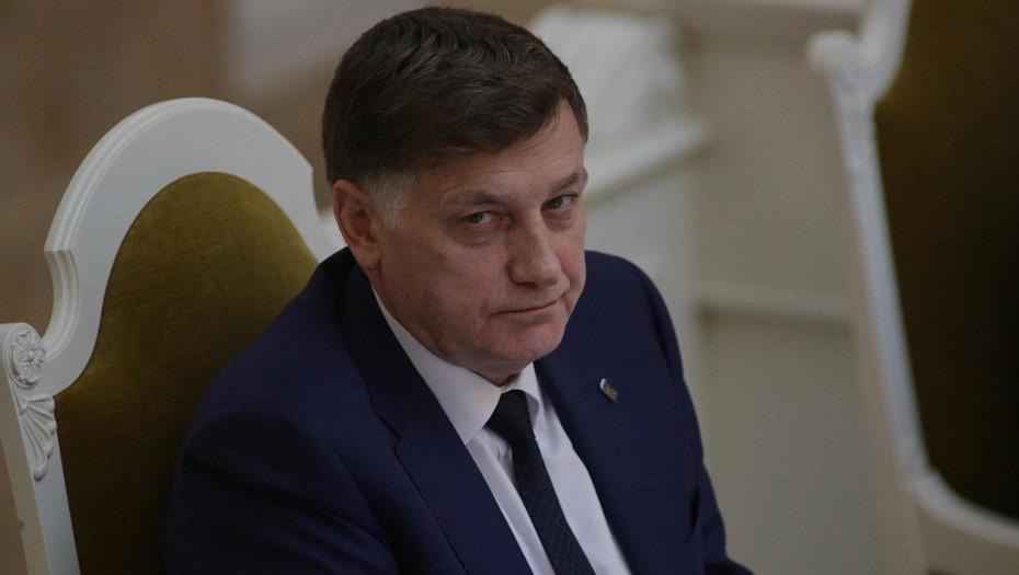 Спикер ЗакСа Петербурга выразил сожаление в связи с арестом Коваля