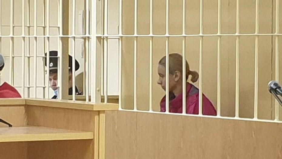 Суд в Петербурге продлил арест вдове рэпера Картрайта