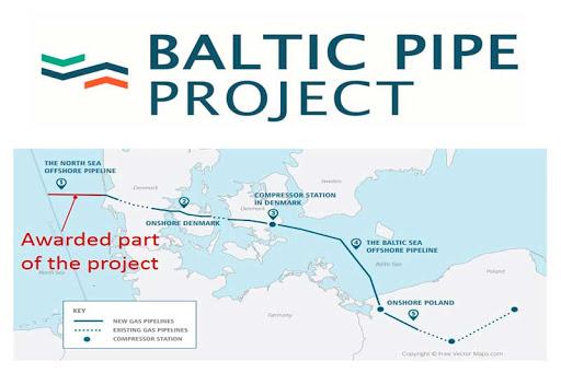Польша хочет заменить «Северный поток — 2» своим Baltic Pipe