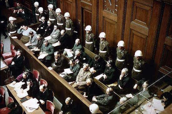 74 года назад была поставлена точка в Нюрнбергском процессе