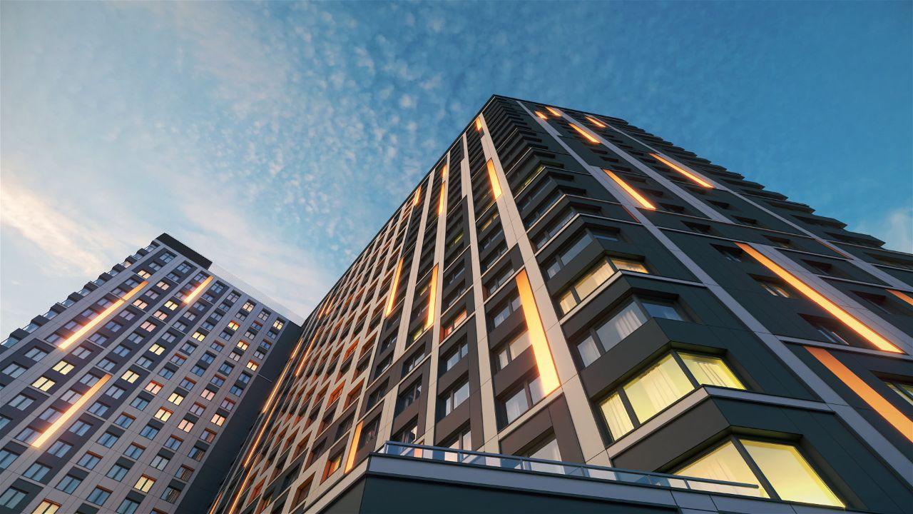 Завершить строительство апарт-отеля YE'S Technopark планируется во втором квартале 2021 года