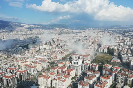 Число погибших при землетрясении в Турции возросло до 24 человек