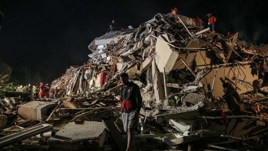 Число погибших при землетрясении в Турции выросло в 6 раз