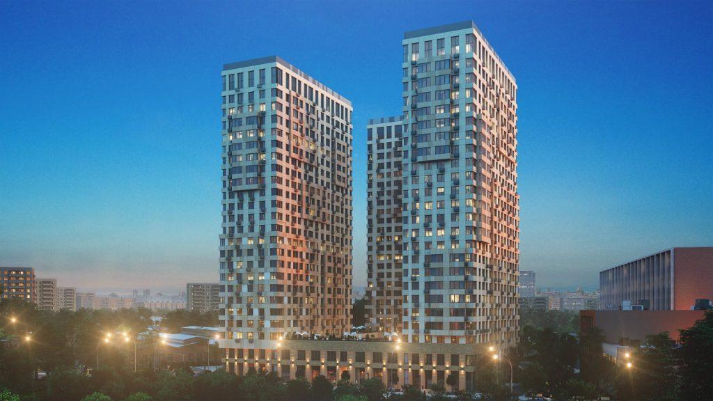 Москомстройинвест одобрил старт продаж квартир в ЖК «Талисман на Рокоссовского»