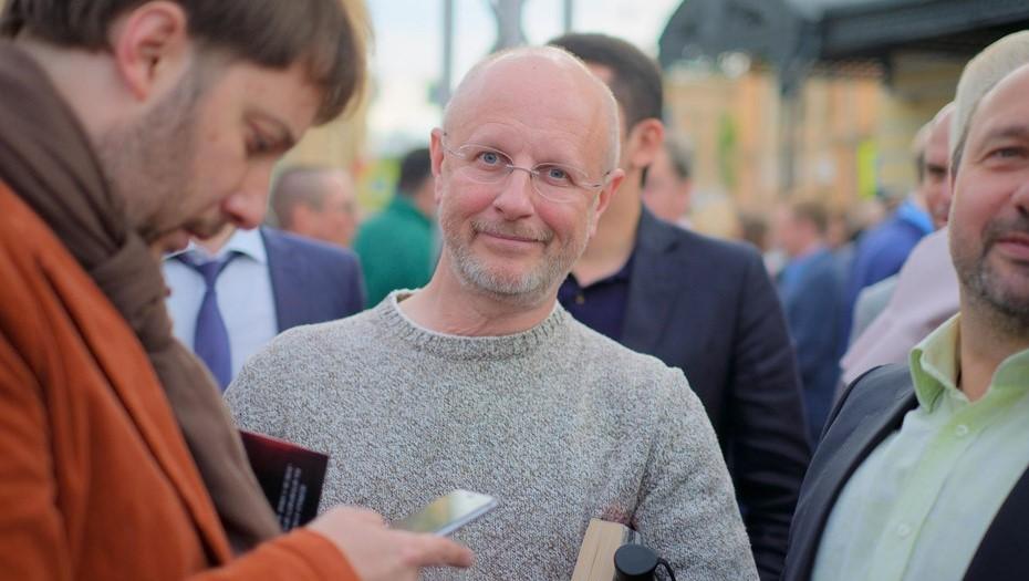 Дмитрий Пучков — Гоблин рассказал в суде о травле историка Соколова