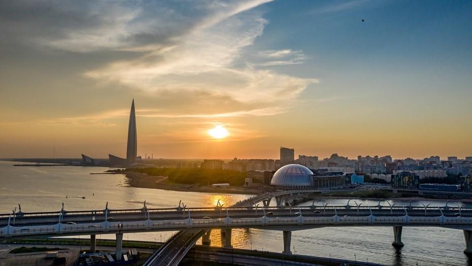 Дожди в Петербурге сменятся солнцем