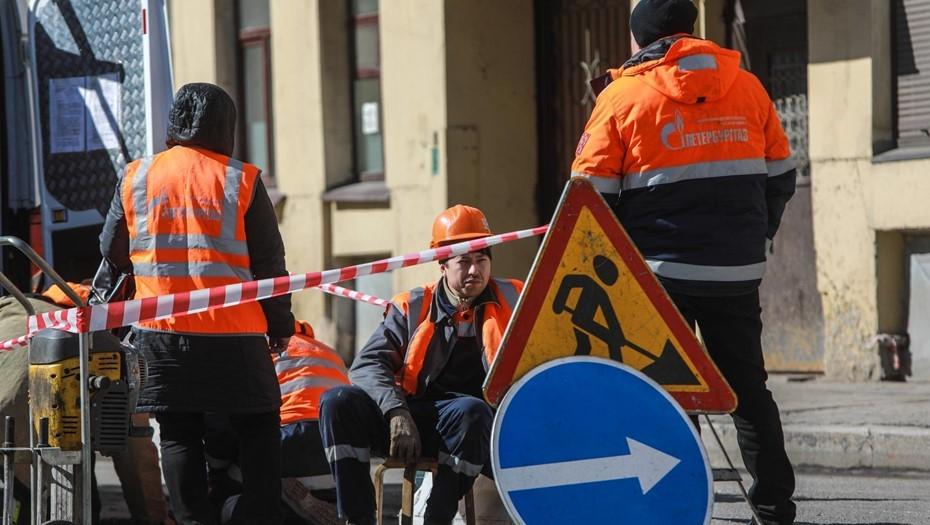 Движение по Захарьевской улице ограничат из-за ремонта газопровода