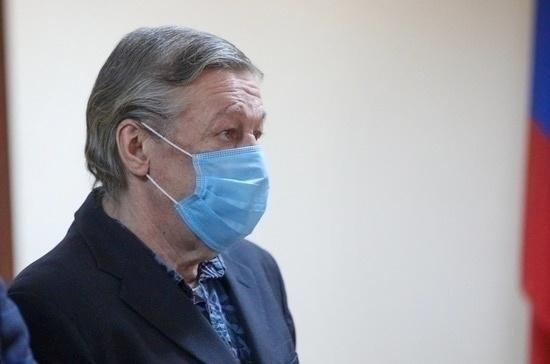 Ефремов подал вторую жалобу на свой приговор