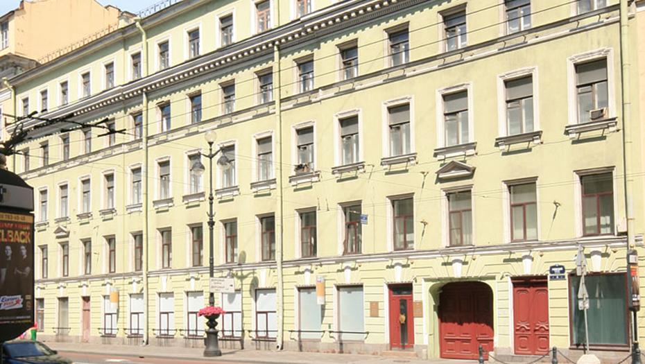 ГАТИ разрешила начать капремонт здания Минобороны на Невском проспекте