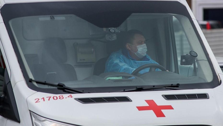 Глава Великоустюгского района Вологодской области пострадал в ДТП