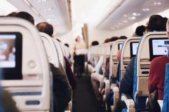 Экипажам самолётов могут разрешить использовать спецсредства для сдерживания авиадебоширов