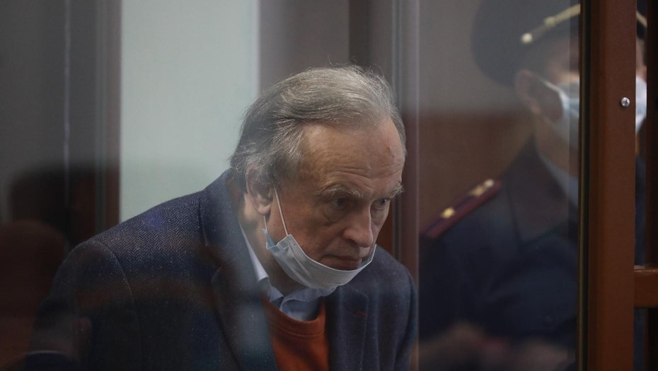 Эксперты не обнаружили психических расстройств у историка Соколова