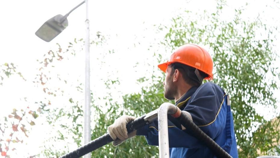 К середине декабря в Петербурге заменят все ртутные светильники