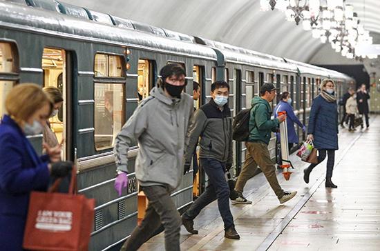 Кабмин утвердил требования к обеспечению транспортной безопасности в метро