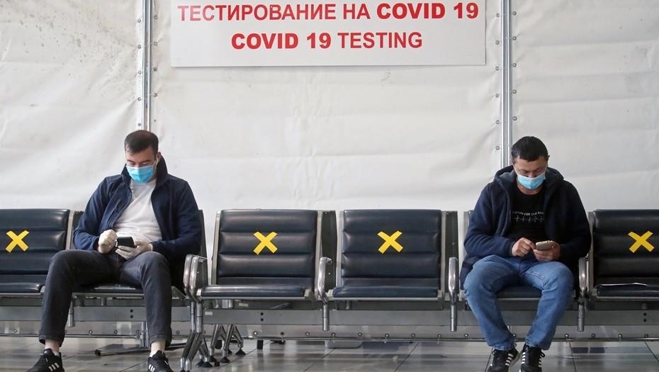 На коронавирус за сутки проверили более 34 тыс. петербуржцев